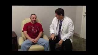 Dr. Dwaine Allison With Mindfit Therapy To Destress and Relax Chris