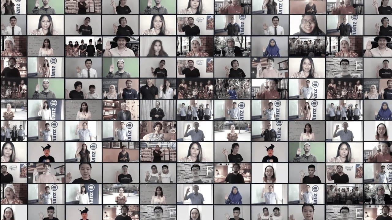 Projek Bina Bangsa | #500MalaysiansRukunegara