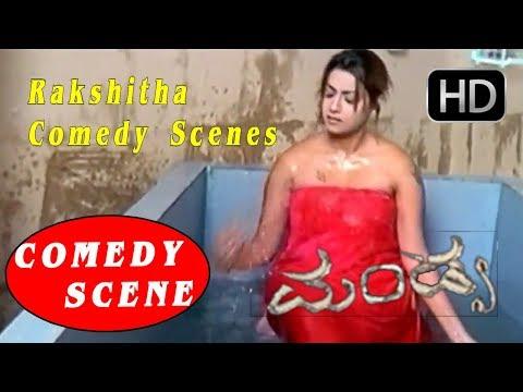 Priyamani And Challenging Star Darshan Romantic Scene