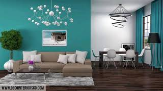 100 Cool Home Decoration Ideas | Modern Living Room Design - Home Decoration