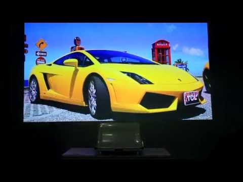 BYINTEK projector BD501UST video
