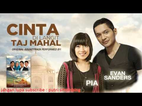 Evan Sanders Feat Pia   Cinta Di Langit Taj Mahal [Official Video]