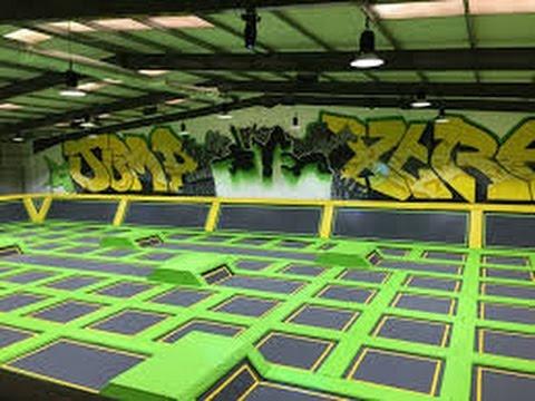 Jump Xtreme Massive Trampoline Park Flips Tricks Youtube