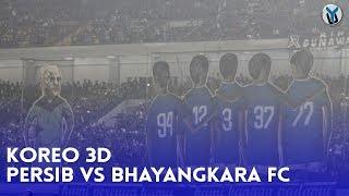 Download Video Koreo 3d di Pertandingan Persib vs Bhayangkara FC MP3 3GP MP4