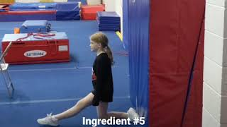 Tumblechef Presents...The Recipes: How to do a Back Walkover