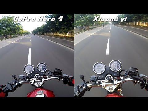 Xiaomi yi vs
