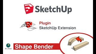 Video Shape Bender in SketchUP - How to use Shape Bender in SketchUP download MP3, 3GP, MP4, WEBM, AVI, FLV Desember 2017