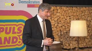 Virtueller politischer Aschermittwoch der FDP