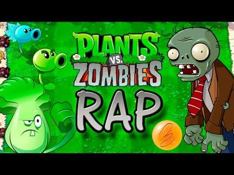 Plantas vs Zombies Rap (Jehu Llerena) | Bambiel