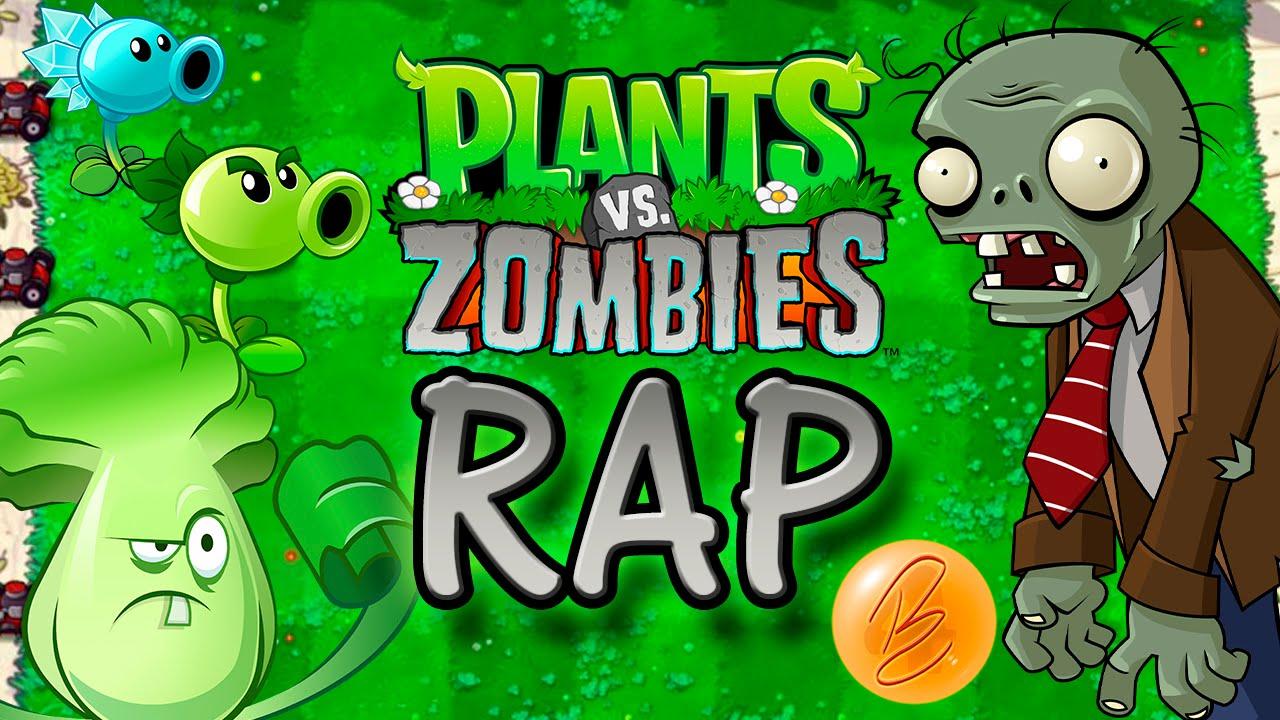 plantas vs zombies rap jehu llerena bambiel youtube