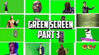 Download lagu Green Screen Part 3 | All In One