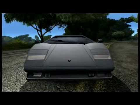 test drive unlimited lamborghini countach youtube. Black Bedroom Furniture Sets. Home Design Ideas