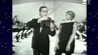 Mina presenta Enrico Simonetti a Sabato sera (1967)
