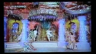 Cinzia Massimi - Luna Park 1995-1996 RaiUno Balletto