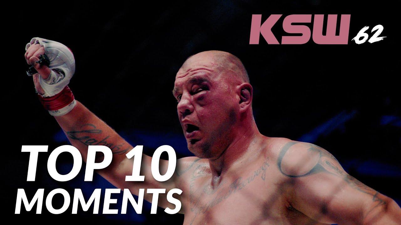 Download KSW 62: TOP 10 Moments