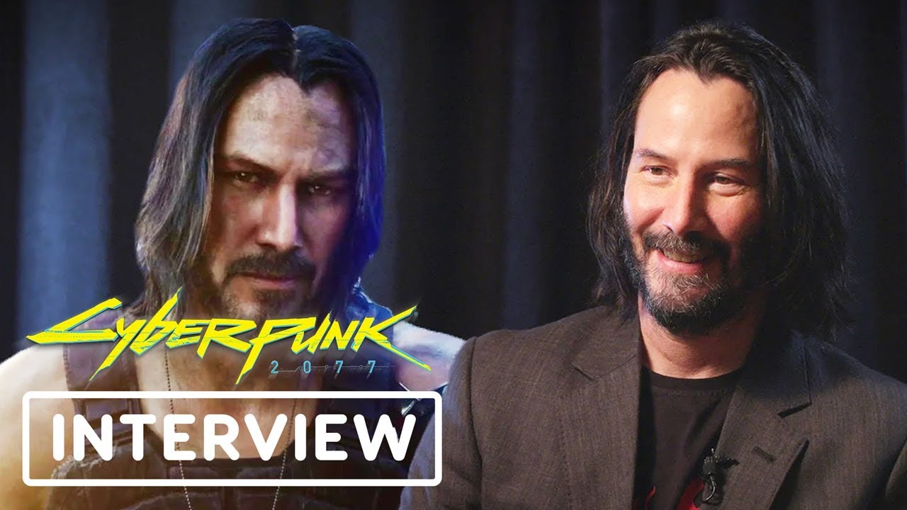 Keanu Reeves Talks About What's Cool in Cyberpunk 2077 - E3 2019 thumbnail