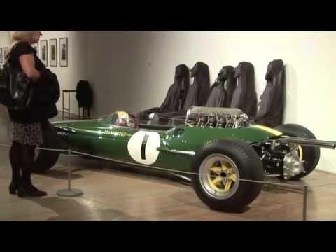 Car Fetish at Museum Tinguely Basel