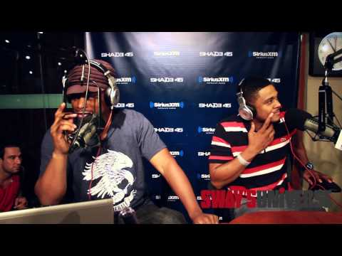 Pooch Hall Speaks on The Game vs. Ray Donovan on Sway in the Morning