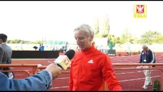 Anna Jesień była druga w biegu na 400 m pł. w Memoriale Kuso