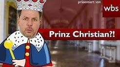 Prinz Christian zu Solmecke - Darf ich Adelstitel kaufen? | Rechtsanwalt Christian Solmecke