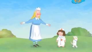 Маленькая принцесса 087  Хочу быть доктором