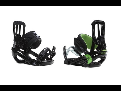 Salomon Rhythm Snowboard Bindings 2018 Skiis & Biikes
