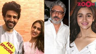 Sara Ali Khan & Kartik Aaryan BREAK UP? | Alia Bhatt & SLB announce Gangubai Kathiawadi & more