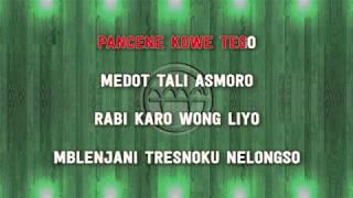 Nella Kharisma   Ditinggal Rabi KOPLO Karaoke Lirik Tanpa Vokal by GMusic