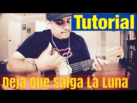 Vihuela (( Deja Que Salga La Luna )) Jose Alfredo Jimenez