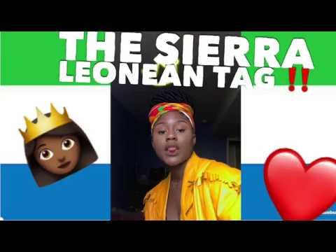 Sierra Leonean Tag!!