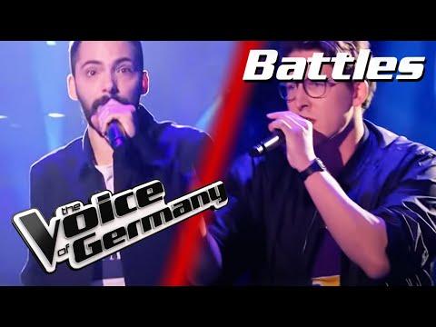 Sido - Mein Block (Alex Hartung vs. Antonio Esposito) | The Voice of Germany | Battles