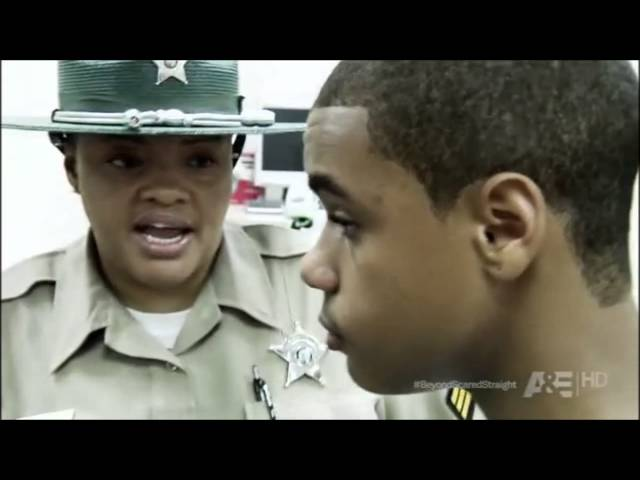 For The First Time A Computer Hacker On Beyond Scared Straight