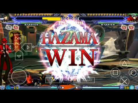 Almost lost to a 6 Year Old :Blazblue Calamity Trigger |