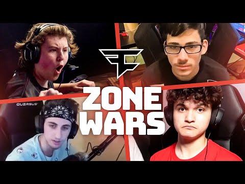 FaZe vs. FaZe - Zone Wars Challenge