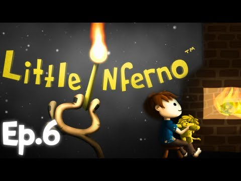 "Little Inferno - Ep.6 "" MANLY COMBO FAILS """