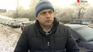 Страшное тройное ДТП на улице Деревянко: Водитель такси и пассажир погибли - 10.01.2017