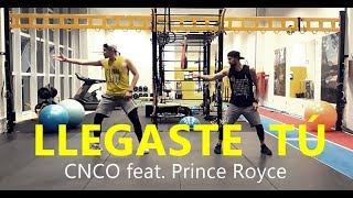 LLEGASTE TÚ // CNCO feat. Prince Royce // Zumba // Coreografia // Cia Art Dance