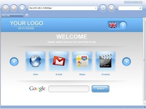 Kiosk Software Solutions Provider Developer Designer Programmer Consultant Analyst Offer