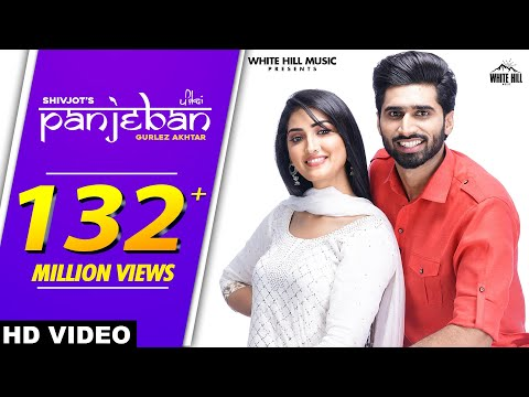 PANJEBAN  : Shivjot & Gurlez Akhtar | The Boss | New Punjabi Song 2020 | Latest Punjabi Songs 2020