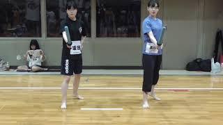 1・2級基本動作 ti097坂田奈津子 jh2高田 理櫻