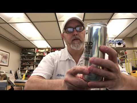Kirkland Signature Cold Brew 100% Columbian # The Beer Review Guy