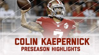 Colin Kaepernick Highlights | Packers vs. 49ers | NFL by : NFL