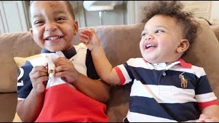 OUR KIDS BIRTHDAY MORNING ROUTINE | THE PRINCE FAMILY