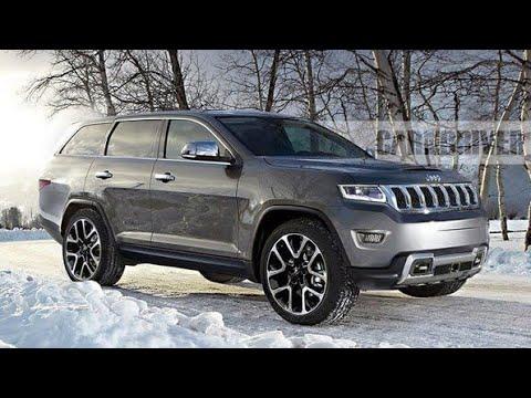 2020 Jeep Grand Cherokee - YouTube