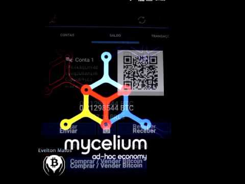 Evelton Matos Bitcoin Mycelium Transferir Bitcoin