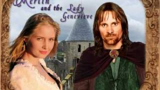 Merlin and the Lady Genevieve
