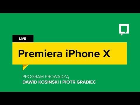 iPhone X oraz iPhone 8 – Podsumowanie konferencji Apple