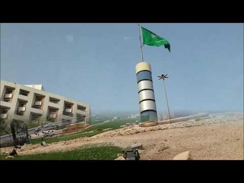 On the roads of Riyadh