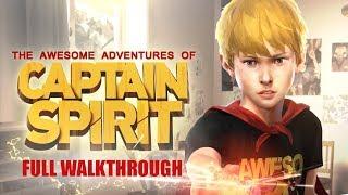 The Awesome Adventures of Captain Spirit Gameplay Walkthrough Part 1 (Full Walkthrough)