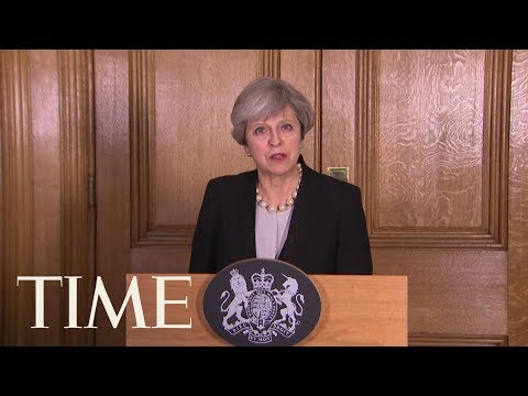 Download Youtube: Prime Minister Theresa May Says U.K. Terror Threat Level Is Increased To 'Critical' | TIME